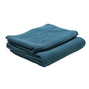 Kitchen Towel & Cloth Set (Teal)